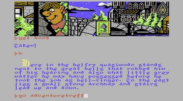 Hunchback - The Adventure