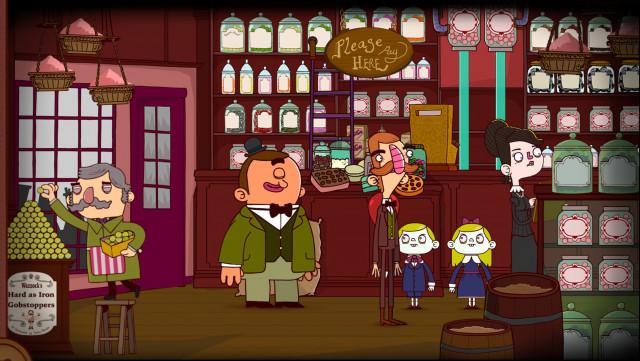 The Adventures of Bertram Fiddle: Episode 2 - A Bleaker Predicklement