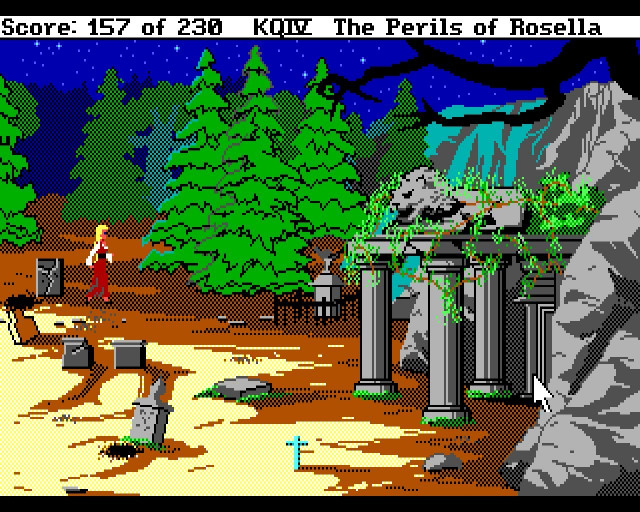 King's Quest 4 - The Perils of Rosella
