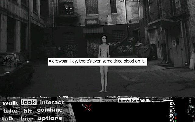 Donna - Avenger of Blood