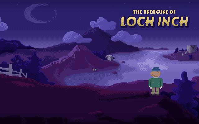 The Treasure of Loch Inch