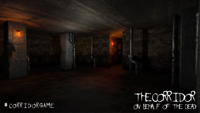 The Corridor - On Behalf Of The Dead