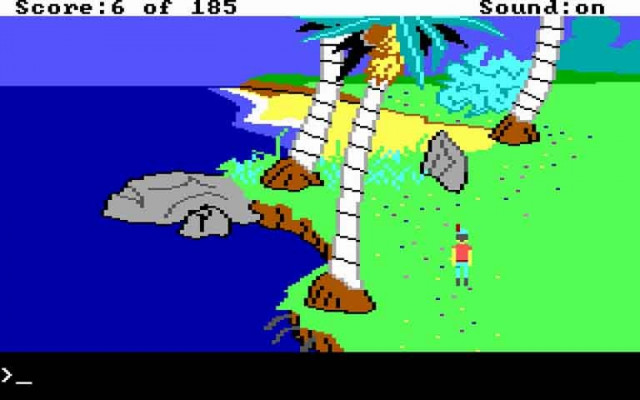 King's Quest 2  - Romancing the Throne