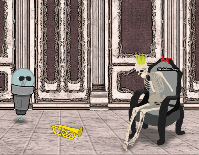 Awesome Robot: Quest for the Awesome King