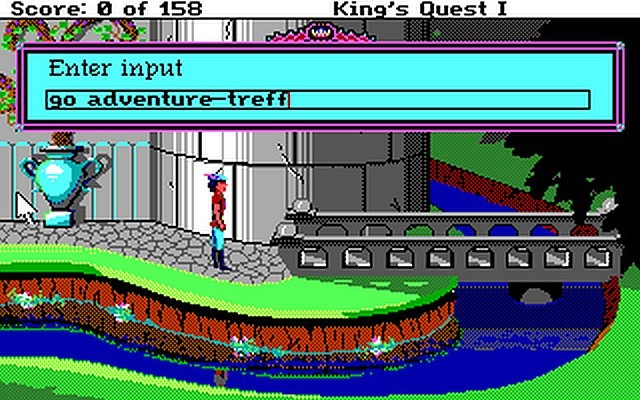 King's Quest 1 SCI - Quest for the Crown