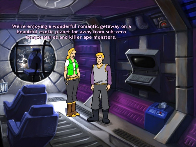 Space Quest - Vohaul Strikes Back