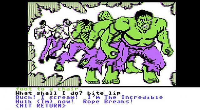 Questprobe 1 - The Hulk