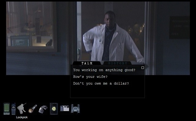 Akte X - The X-Files Game