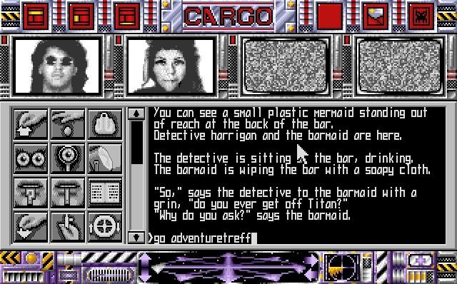 Suspicious Cargo