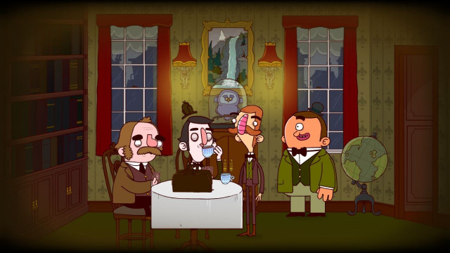 The Adventures of Bertram Fiddle: Episode 1 - Dreadly Business