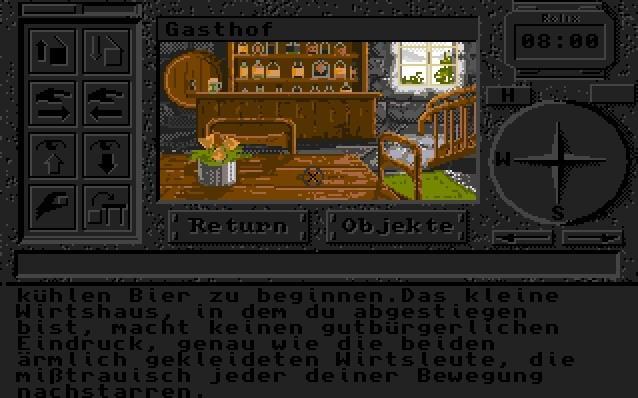 Inspektor Griffu - Ein Toter hat Heimweh