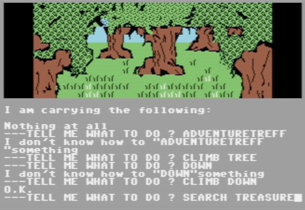 Scott Adams' Graphic Adventure #1: Adventureland