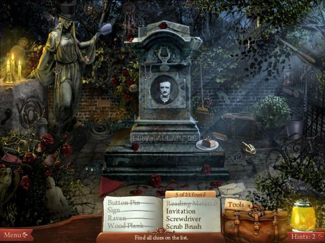Midnight Mysteries 1: The Edgar Alan Poe Conspiracy