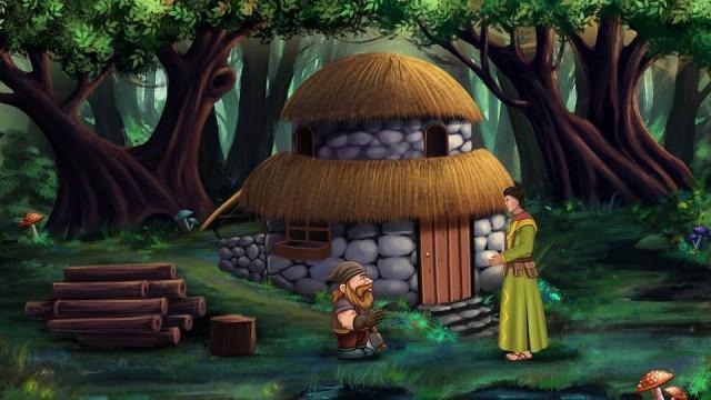 Plot Of The Druid