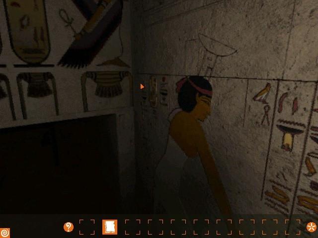 Egypt 1156 - Das Grab des Pharao