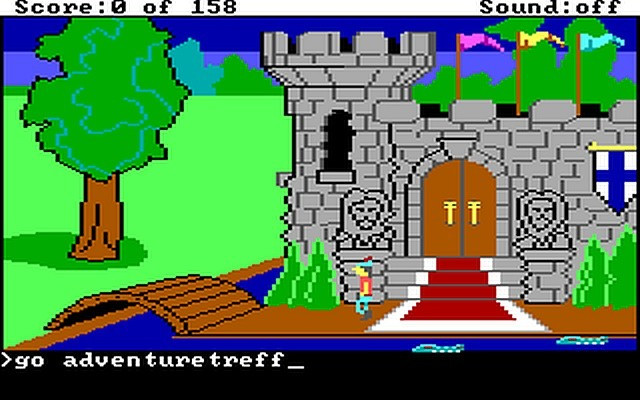King's Quest 1 - Quest for the Crown