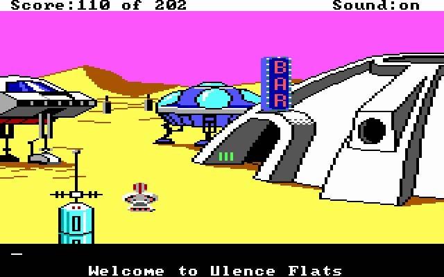 Space Quest 1 - The Sarien Encounter