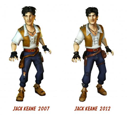 Jack Keane 2 (Artworks)