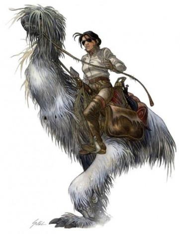 Syberia 3 (Artworks)