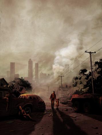 The Walking Dead (Artworks)