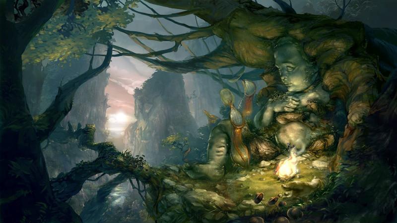 The Whispered World 2 (Artworks)