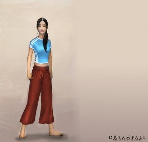 Dreamfall (Artworks)