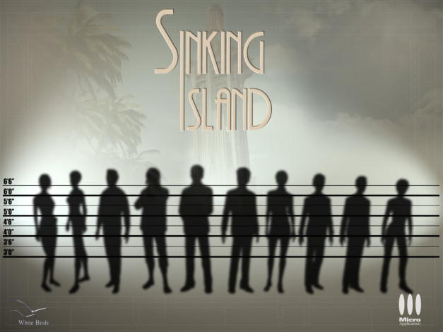 Sinking Island (Artworks)