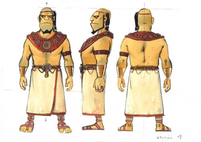Ankh - Herz des Osiris (Artworks)