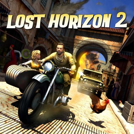 Lost Horizon 2 (Artworks)
