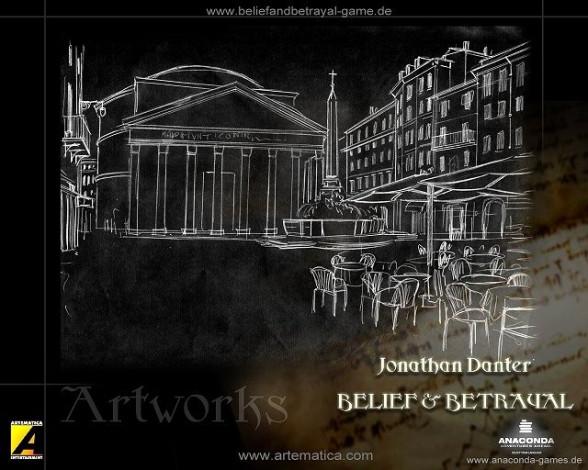 Belief & Betrayal (Artworks)